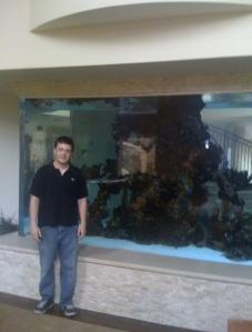 Lev Ingman Aquarium